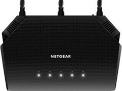 RAX10 4-Stream Dual-Band WiFi 6 Router with NETGEAR Armor™
