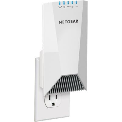 Nighthawk X4S Tri-Band WiFi Mesh Extender (EX7500) - in Wall