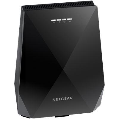 Nighthawk® X6 AC2200 Tri-Band WiFi Mesh Extender - Right