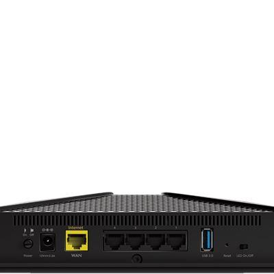 Nighthawk® AX4 4-Stream AX3000 WiFi Router (RAX40)