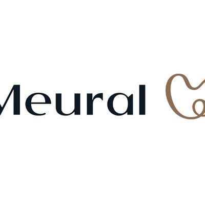 Meural Logos(PMS) Meural - Primary - FullColor (black) - PMS