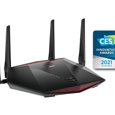 Nighthawk Pro Gaming WiFi 6 Gaming Router (XR1000)