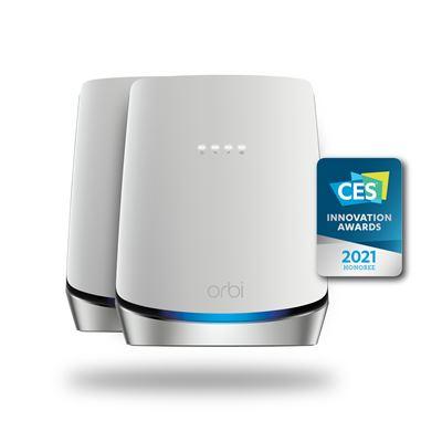 *(CBK752)  Orbi WiFi 6