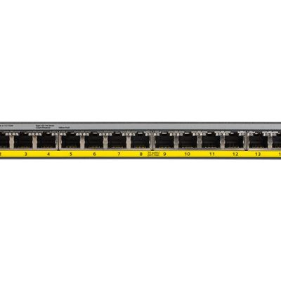 GS116PP - 16-port Gigabit Ethernet