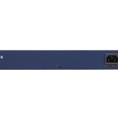 ProSafe® 16-port Gigabit Ethernet Switch (JGS516v2) - Back
