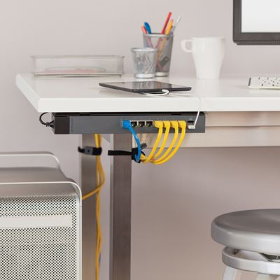 GSS108E Desk2 Belly Wired Horiz MedRes