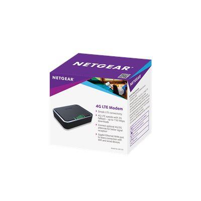 4G LTE Modem (LB1120) - 3D Box