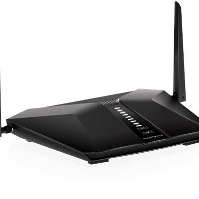Nighthawk AX4 4G LTE WiFi 6 (LAX20)  - Right