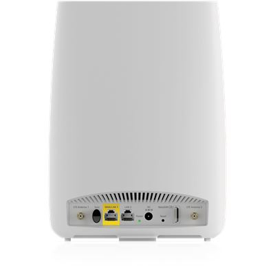 Orbi™ 4G LTE Advanced WiFi Router (LBR20) - Back