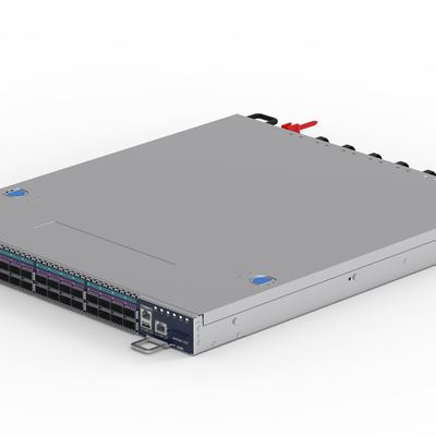 NETGEAR M4500-32C Managed Switch (CSM4532) - Left