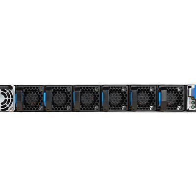 NETGEAR M4500-48XF8C Managed Switch (XSM4556) - Back