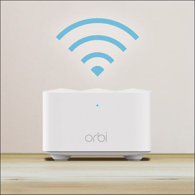 Orbi Mesh System AC1200 Dual-band 3-pack
