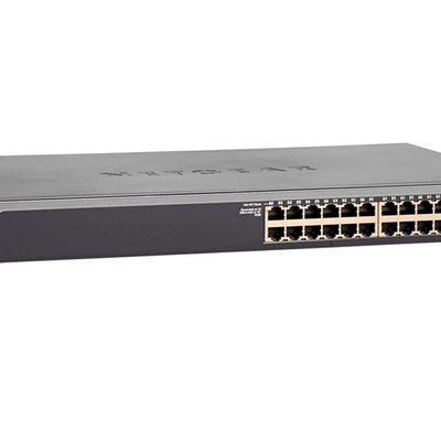 52-Port Gigabit Ethernet Stackable Smart Managed Pro Switch with 4 Dedicated SFP+ 10G Ports