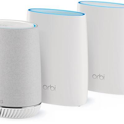 Orbi Mesh WiFi System (RBK53V)