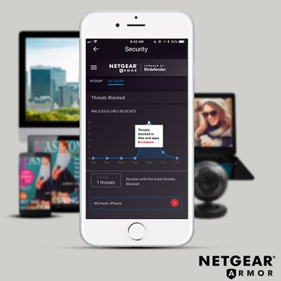 NETGEAR Armor Advanced Cybersecurity