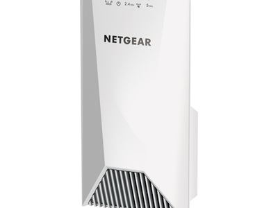 Nighthawk X4S Tri-Band WiFi Mesh Extender (EX7500) - Left