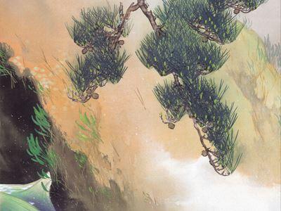 Yamamoto Shunkyo Spring of Mountain Google Art Project
