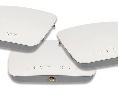 WAC730 ProSAFE® Wireless Access Point  Bundle of 3
