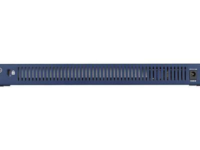 16-Port Gigabit Ethernet Unmanaged Switch GS116 - Back
