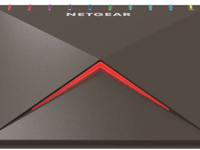 Nighthawk® SX10 Pro Gaming Advanced 8-Port Gigabit Ethernet Switch with 2-Ports 10-Gigabit/Multi-Gigabit Ethernet