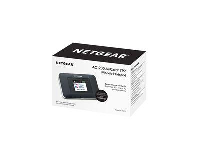 4G LTE AirCard Hotspot (AC797)