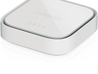 4G LTE Modem (LM1200) - Left