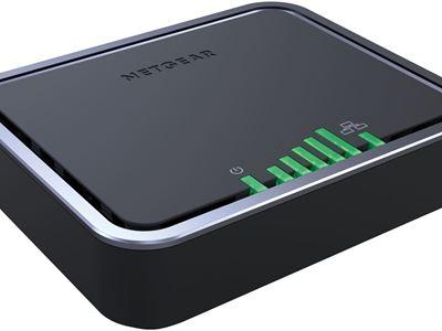 4G LTE Modem (LB1120) - Right