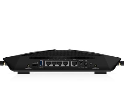 Nighthawk AX4 4G LTE WiFi 6 (LAX20) - Back