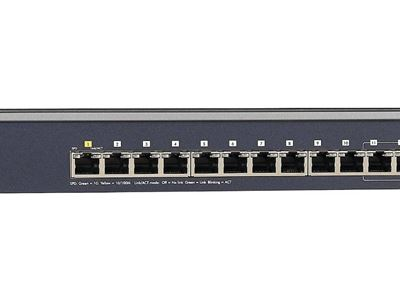 M4100-D12G Managed Switch (12-Port, Gigabit Ethernet, L2+)