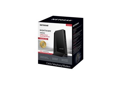 NETGEAR Nighthawk 2.5Gbps Internet Speed Cable Modem (CM2050V)