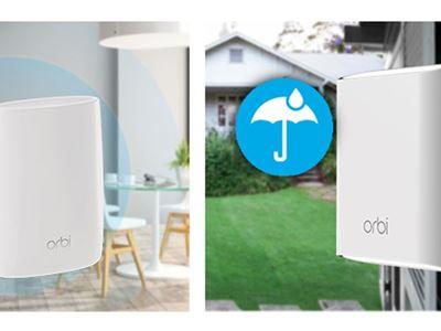 Orbi Mesh WiFi System (RBR20)