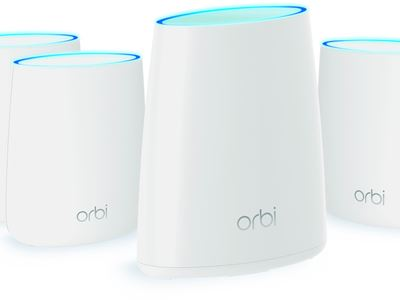 Orbi Mesh WiFi System (RBK44)