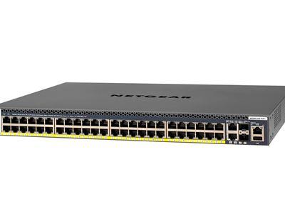 48x1G, 2x10G, 2xSFP+ Managed Switch