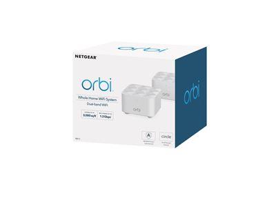 Orbi Mesh WiFi System (RBK12)