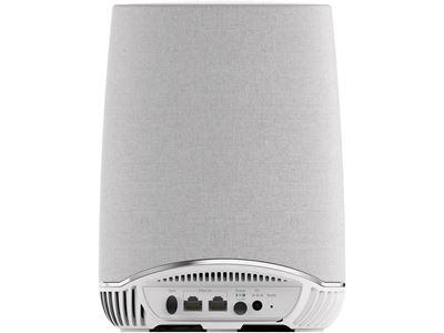 Orbi™ Voice Smart Speaker & System Add-on (RBS40V)  - Back Transparent