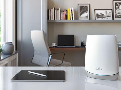 Orbi™  WiFi 6 Mesh WiFi System (RBK752)