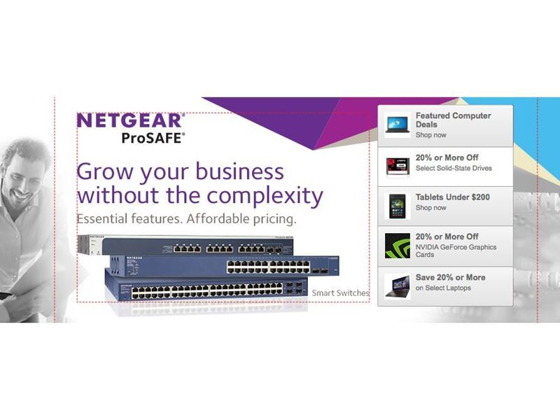 Smart Switches Netgear Amazon Billboard