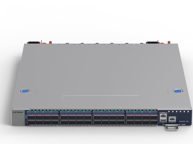 NETGEAR M4500-32C Managed Switch (CSM4532)