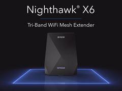 Nighthawk® X6 Tri-Band WiFi Mesh Extender (EX7700)