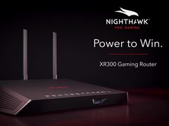 Nighthawk® Pro Gaming WiFi Router (XR300)