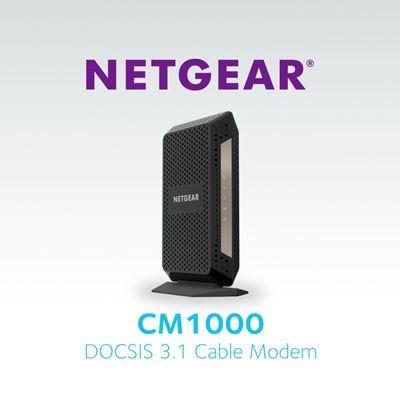 Netgear DOCSIS 3.1