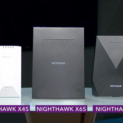 Nighthawk X6S AC3000 Tri-Band WiFi Mesh Extender EX8000 (2)