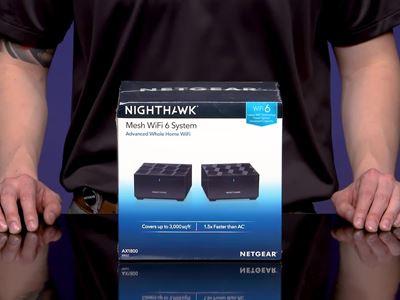 Unboxing the Nighthawk Mesh WiFi 6 System MK62