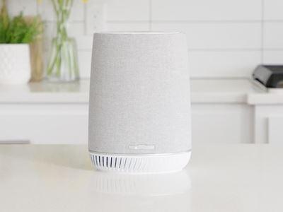 Orbi™ Voice Smart Speaker & WiFi Mesh Extender