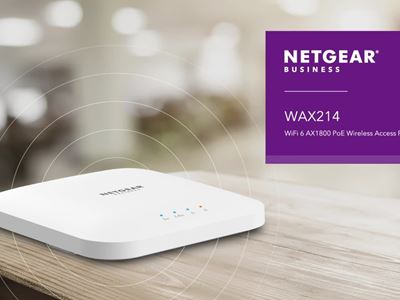WAX214 WiFi 6