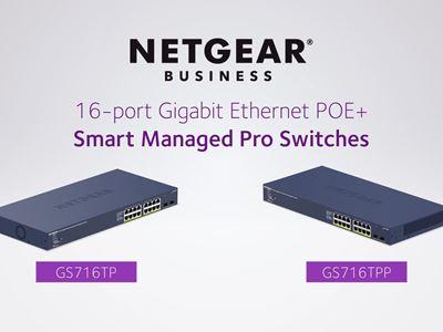 Netgear GS716TPP 3