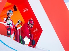 How OMEGA times the Alpine Skiing Events at PyeongChang 2018
