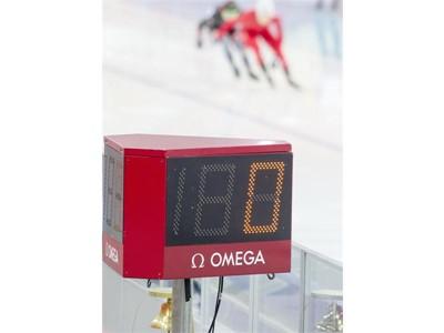 Timekeeping Image Speed Skating