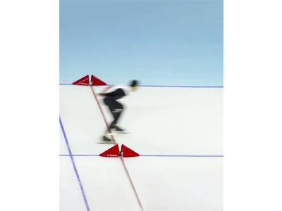 Speed Skating Retouch