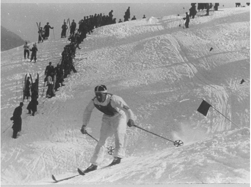 Our First Olympic Winter Games - 1936
